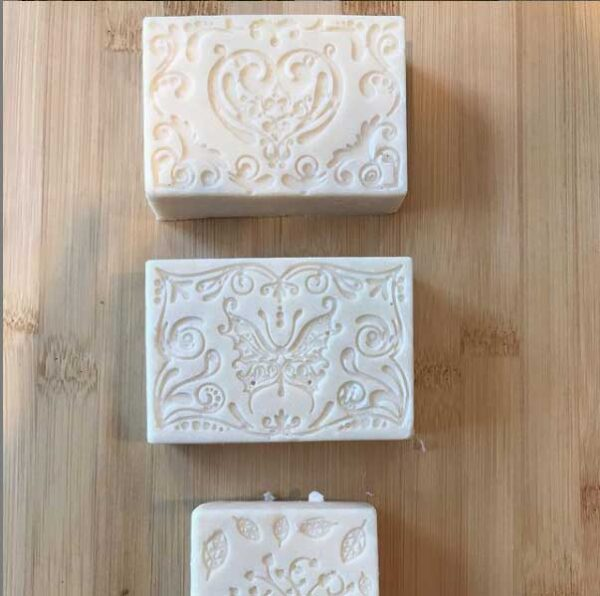 Goat MIlk Soap fromS pice of Life Farm in Conway NH