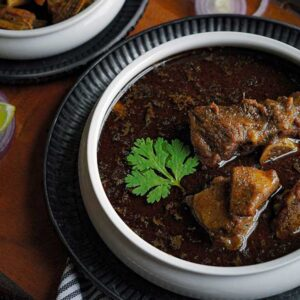 Curried Goat Stew recipe from Spice of Life Farm
